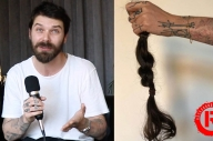 Biffy Clyro's Simon Neil Is Giving His Hair Away To Charity