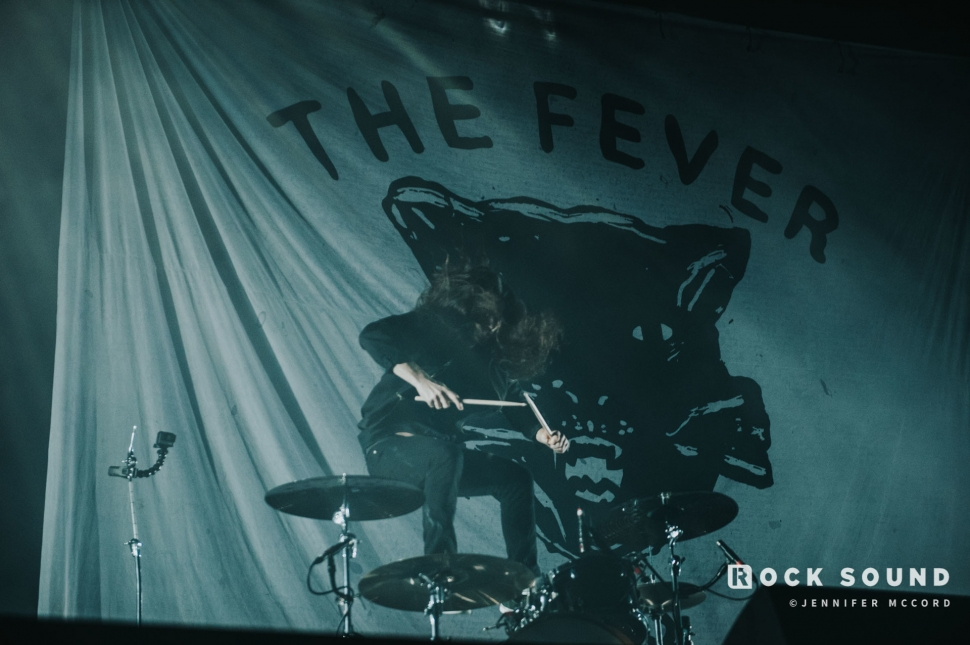 Fever 333, Alexandra Palace, November 29 // Photo: Jennifer McCord
