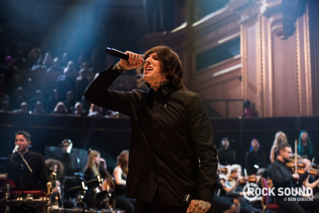 "REVIEW: Bring Me The Horizon ""Come Of Age"" At Monumental Royal Albert Hall Show"