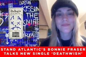 Stand Atlantic's Bonnie Fraser Talks 'deathwish' ft. nothing,nowhere.