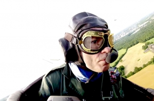 This Video Of Bruce Dickinson Flying A Plane Is The Most Badass Thing You'll See Today