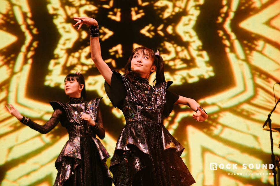 BABYMETAL, Hammersmith Apollo, London, February 24 // Photo: Jennifer McCord