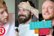 WATCH: Biffy Clyro Play A Game Of 'Translate The Lyric'