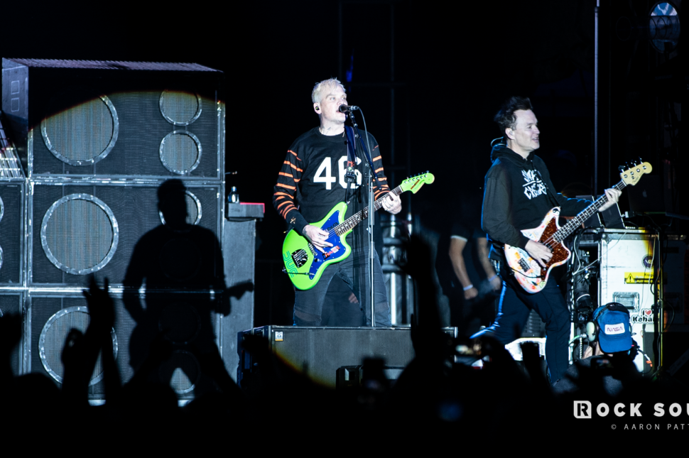 blink-182, Riot Fest, Chicago, September 13 // Photo: Aaron Patterson