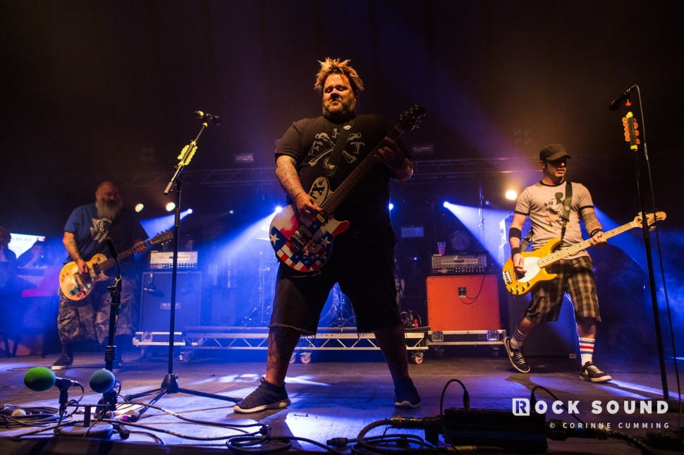 Bowling For Soup, Reading Festival, August 23 // Photo: Corinne Cumming