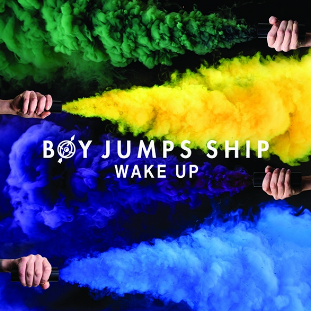 BOY JUMPS SHIP – 'WAKE UP' Cover