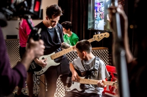 Fender Just Launched A Charity Foundation With Brendon Urie, Pete Wentz & More