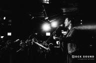 GALLERY: Brian Fallon Playing An Intimate Show At London's 100 Club