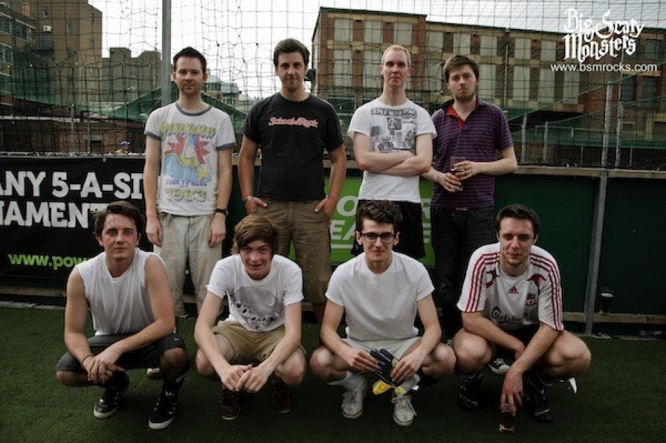 The Rock Sound BSM World Cup: The Teams