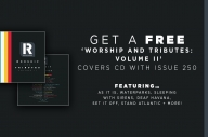 Pre-Order The Rock Sound 250 'Worship And Tributes' Covers Album NOW!