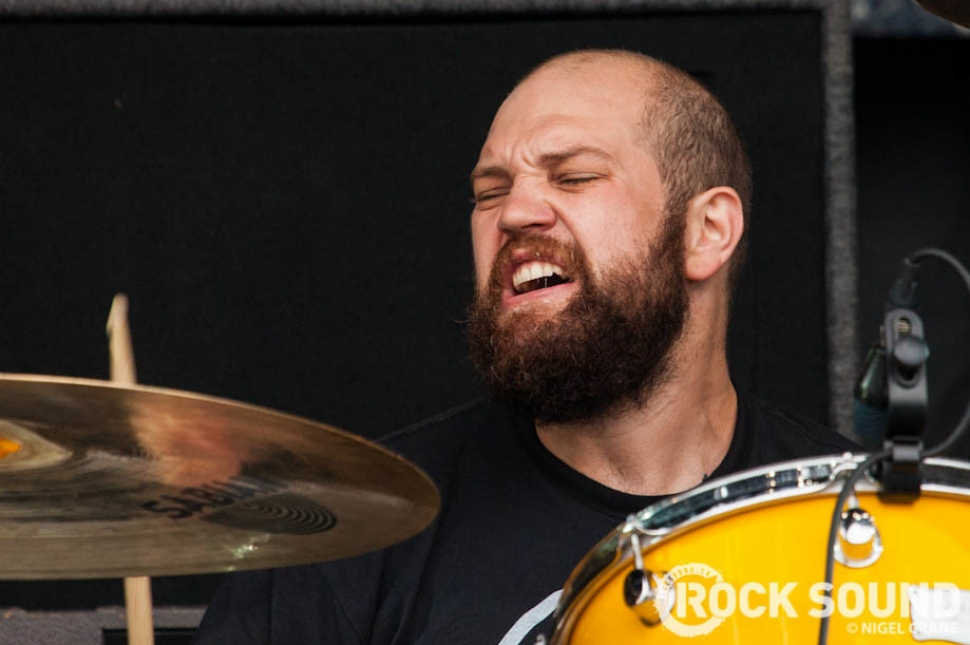Reading And Leeds Festival 2012 Live And Loud: Cancer Bats
