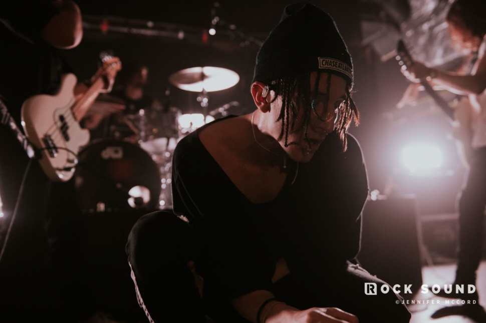 This Is What Chase Atlantic's London Headline Show Looked Like