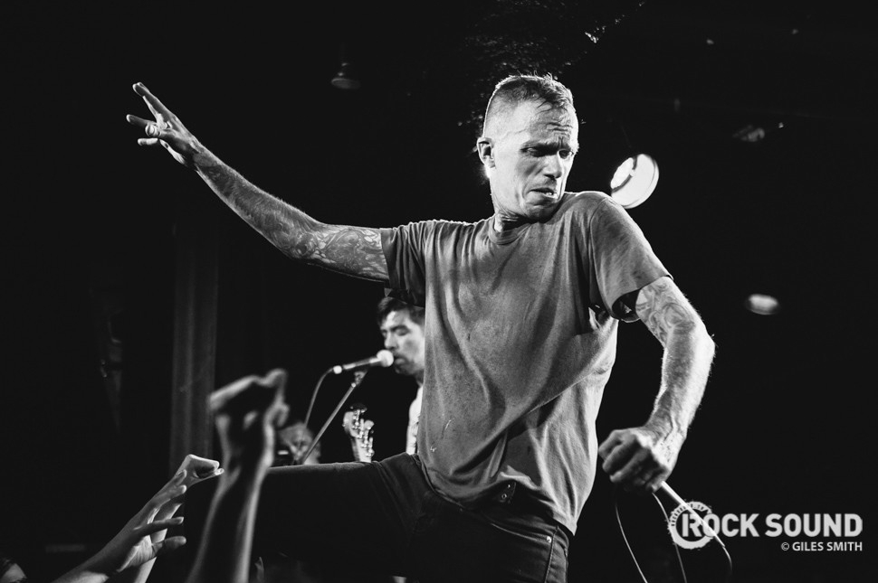 Converge. Manchester Academy. August 04, 2014