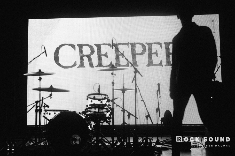 Creeper, Hammersmith Apollo, London, February 24 // Photo: Jennifer McCord