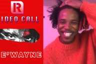 DE'WAYNE On Waterparks Collab, 'FANDOM' Tour, Point North & 'National Anthem' - Video Call