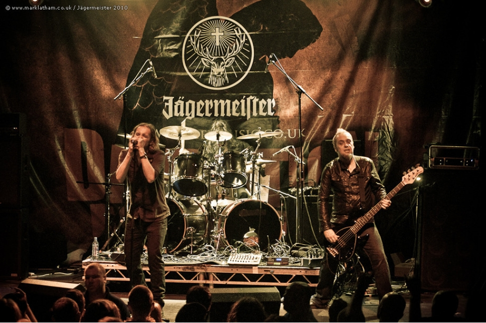 Live And Loud: Damnation 2010