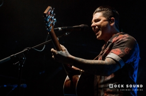 Inside Dashboard Confessional's Long-Awaited London Headliner