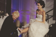 Deryck Whibley Got Married At The Weekend