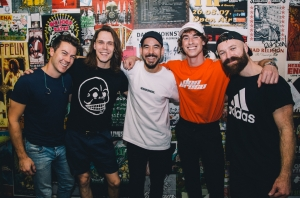 "Don Broco's Rob Damiani On Joining Mike Shinoda's US Tour At The Last Minute ""That Never Happens!"""