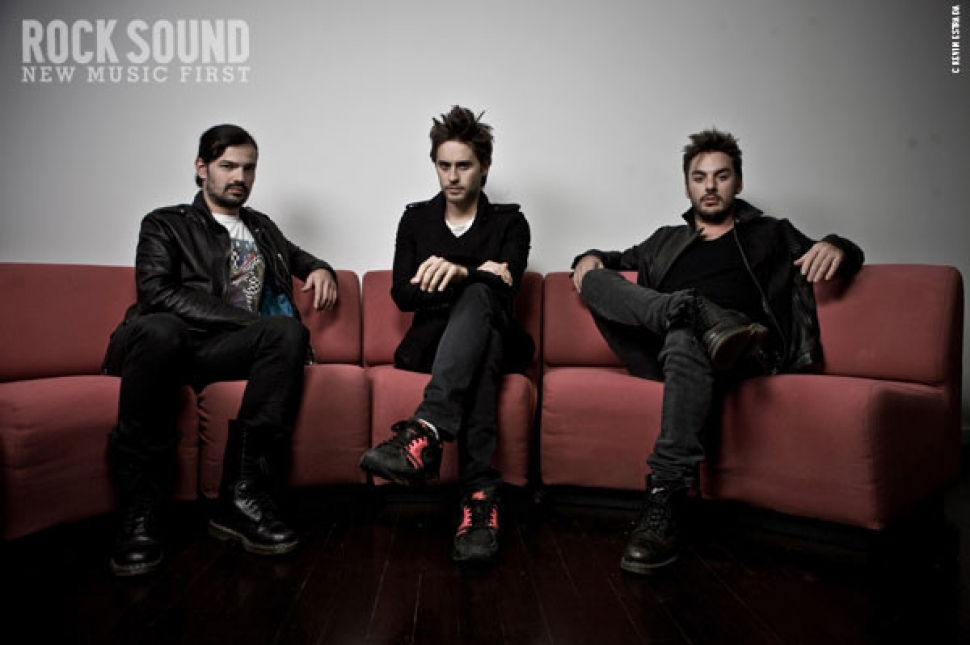 30 Seconds To Mars Covershoot