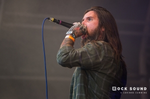 GALLERY: Every Time I Die Played 'Hot Damn' In Full At 2000 Trees, And It Looked Like This