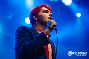 Gerard Way Drops New Single 'Getting Down The Germs'