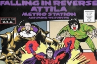 There's Going To Be A Falling In Reverse + Attila + Metro Station Tour
