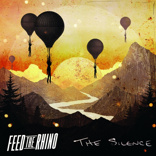Feed The Rhino - The Silence Cover