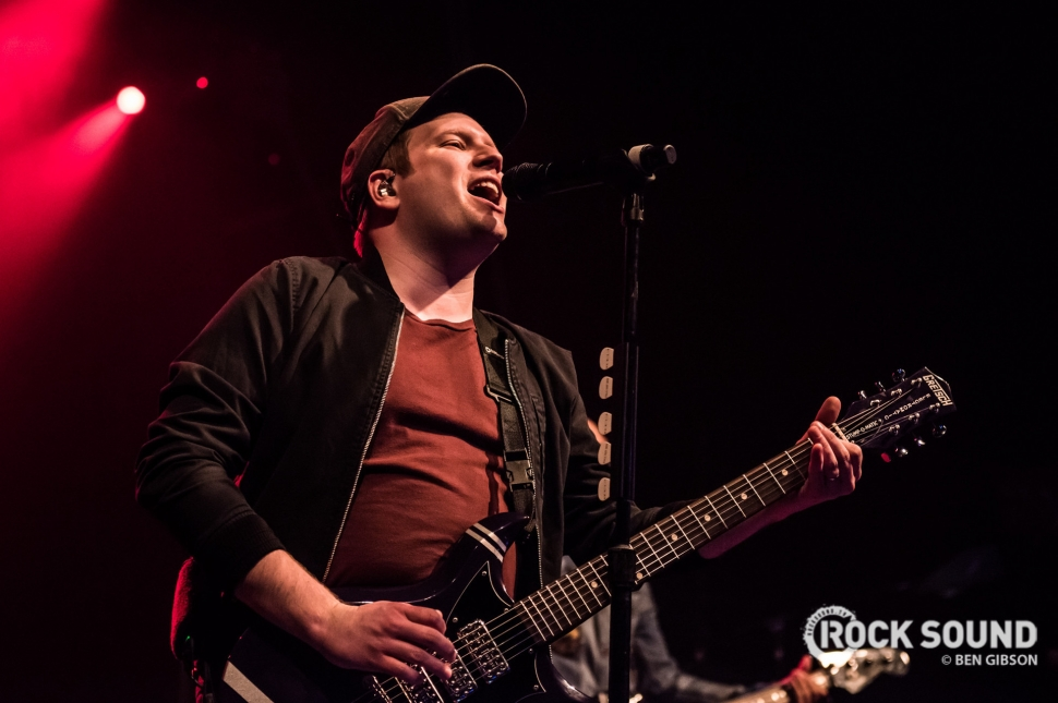 Fall Out Boy, London Brixton Electric, January 11 // Photo: Ben Gibson