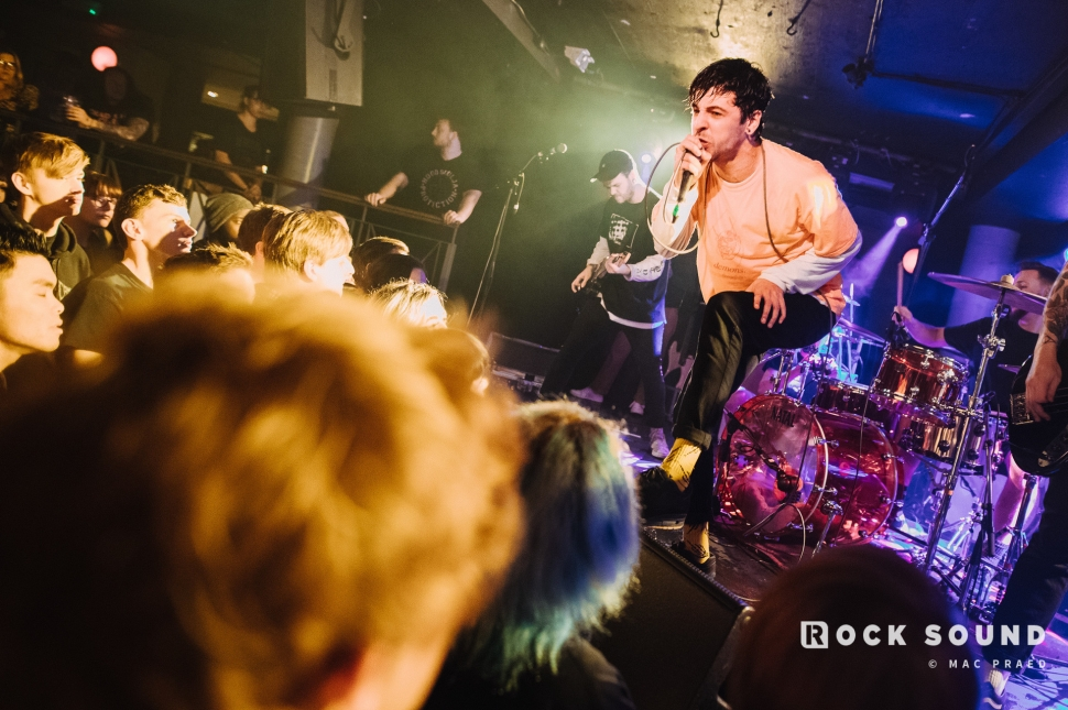 Ground Culture, The Underworld, October 16 // Photo: Mac Praed