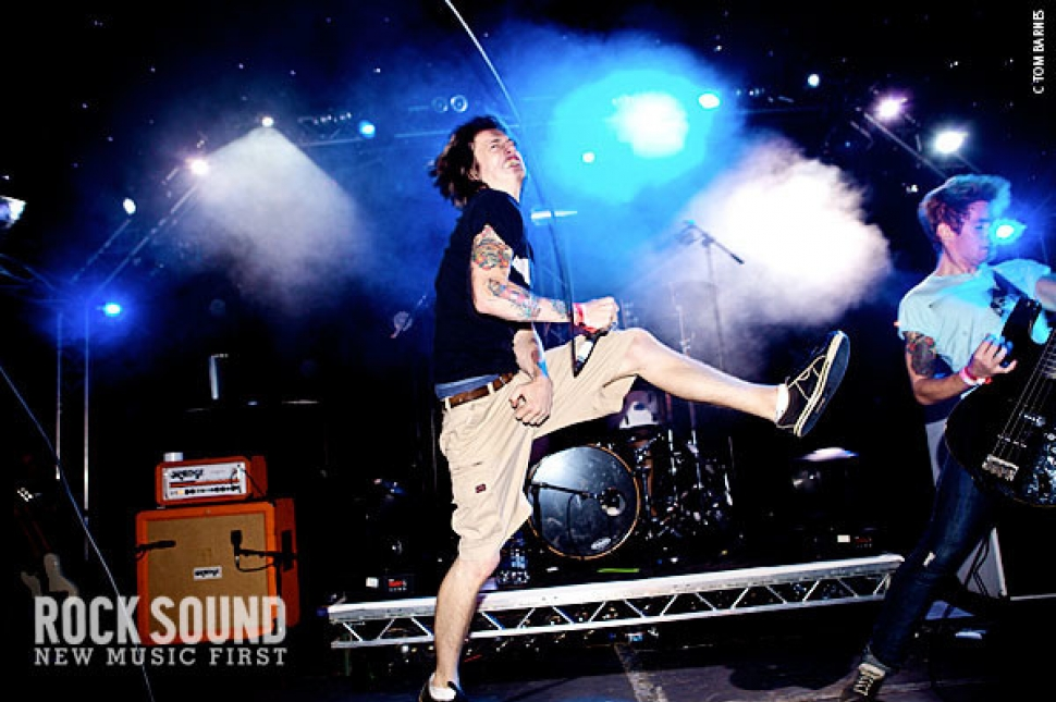 Rock Sound Cave @ Guilfest: Friday