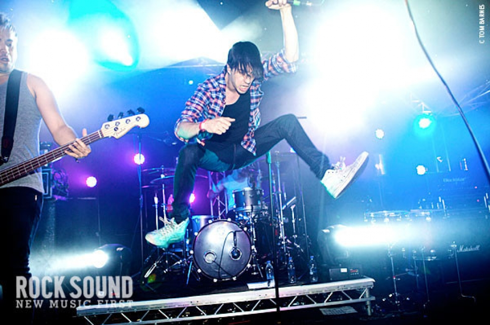 Rock Sound Cave @ Guilfest: Saturday