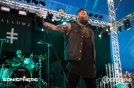 Everybody Loves You (When You're Playing Sonisphere): 13 Photos Of Gallows At Sonisphere Festival