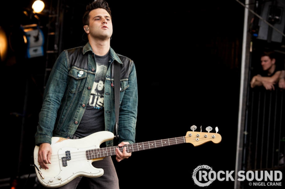 The Best Of 2012: The Gaslight Anthem At Reading Festival