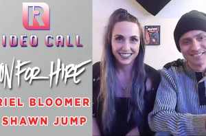 Icon For Hire's Ariel & Shawn On New Album 'Amorphous' - Video Call