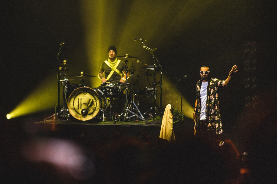 Twenty One Pilots, Brixton Academy, September 12 // Photo: Adam Elmakias
