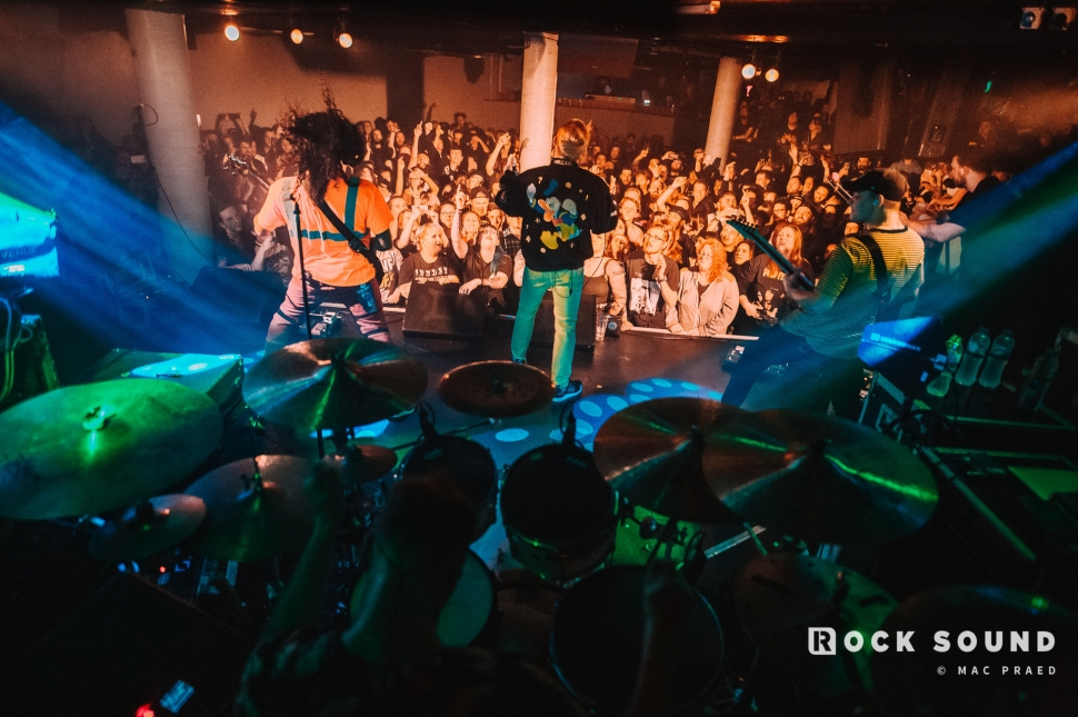 ISSUES, The Underworld, October 16 // Photo: Mac Praed