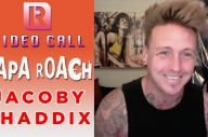 Papa Roach's Jacoby Shaddix On 'Last Resort' Re-Record & 'Infest' 20th Anniversary - Video Call