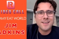Jimmy Eat World's Jim Adkins On 'Pass-Through Frequencies' Podcast & New Music - Video Call