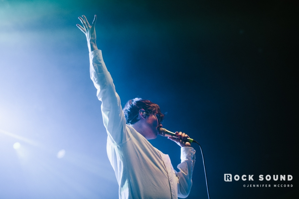 Joywave, Electric Brixton, London, February 21 // Photo: Jennifer McCord