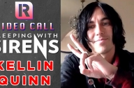 Sleeping With Sirens' Kellin Quinn On Downer Inc & New Album Plans - Video Call