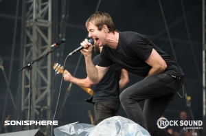 We Karn't Take Our Eyes Off Them: It's Karnivool At Sonisphere!