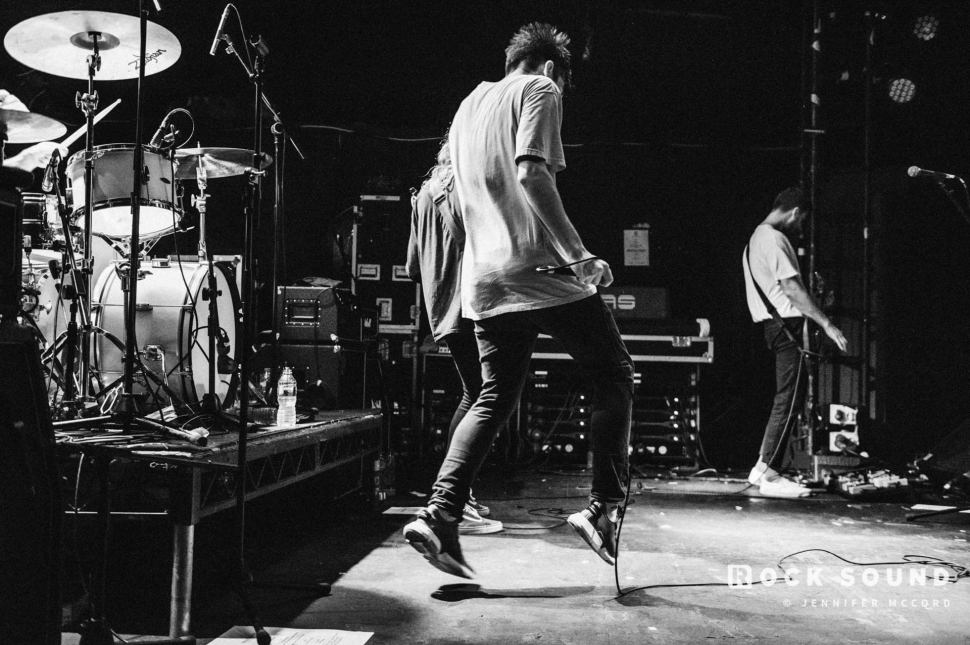 Knuckle Puck, Electric Ballroom, October 05 // Photo: Jenny McCord