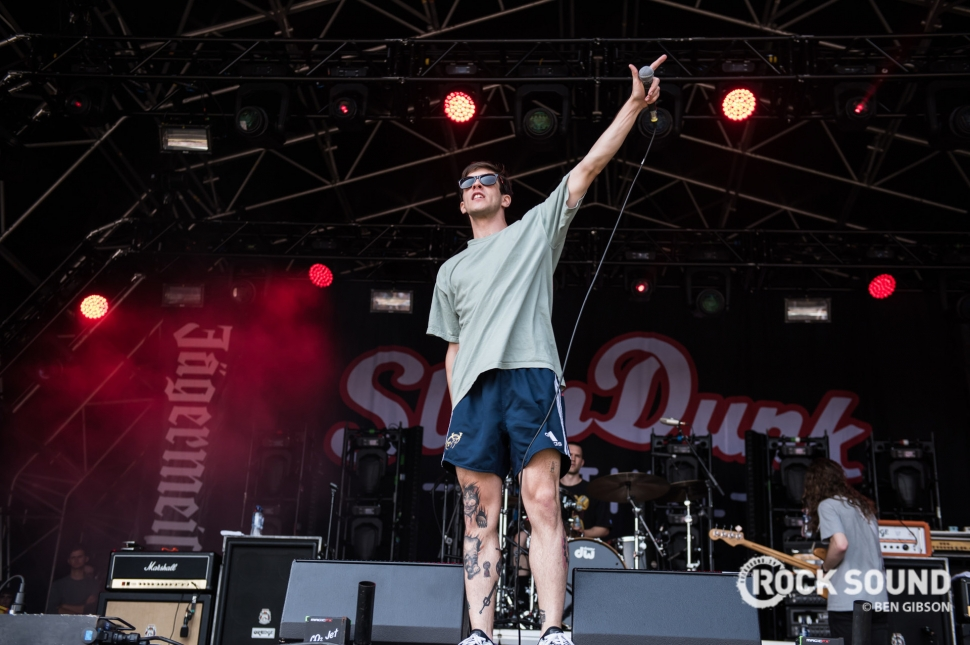 Knuckle Puck, Slam Dunk South, May 27 // Photo: Ben Gibson