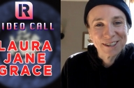 Laura Jane Grace On Surprise New Album 'Stay Alive' - Video Call