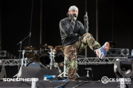 11 Photos Of Limp Bizkit Stomping All Over Sonisphere, And One Of The Lounge Kittens…