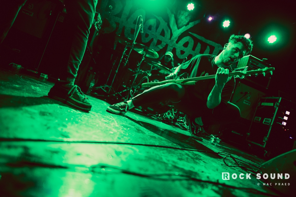 Lotus Eater, Boston Music Room, March 08 // Photo: Mac Praed