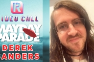 Mayday Parade's Derek Sanders Talks New EP 'Out Of Here' - Video Call