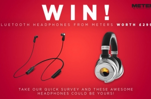 Share Your Opinion On Headphones, And You Could Win Some!