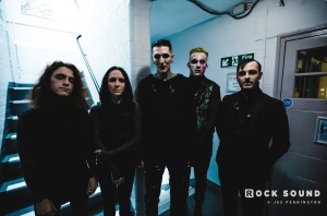 GALLERY: All Of The On And Off Stage Action From Motionless In White's London Headliner